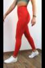 ujrahasznositott - piros - fitness - nadrag