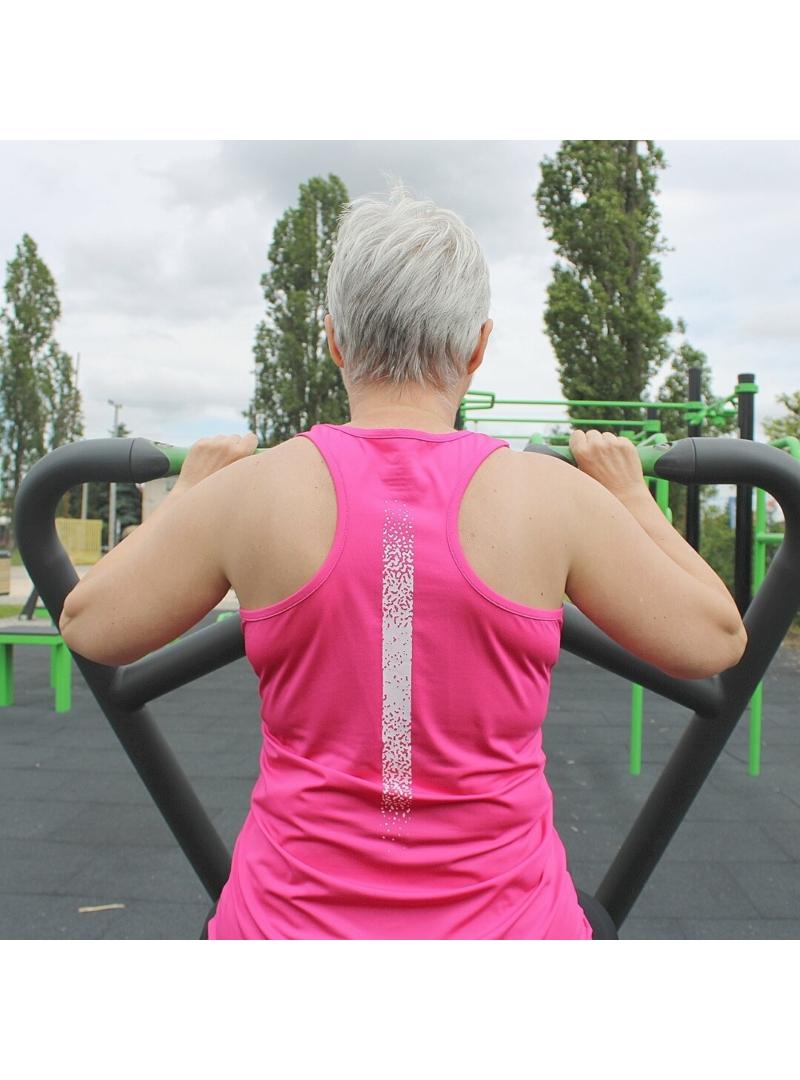 rózsaszín sport felső